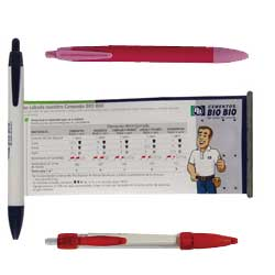 Promotional Spindal Banner Pen