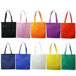 Large Non Woven Tote Bag with No Gusset