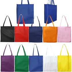 Large Non Woven Tote Bag With Gusset