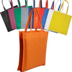 PROMOTIONAL NON WOVEN TOTE BAGS