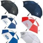 custom branded summit golf umbrellas