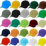 Promotional Branded Heavy Brushed Cotton Caps