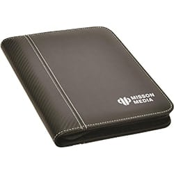Promotional Productivity A5 Zip Portfolio