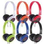 Promotional Thrust Wired Headphones
